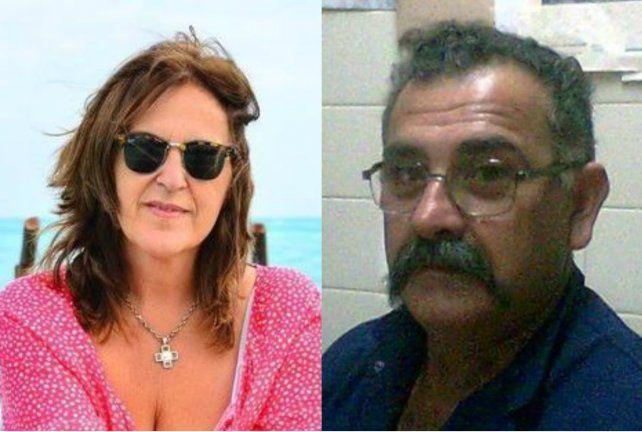 Graciela y Ernesto Urbina