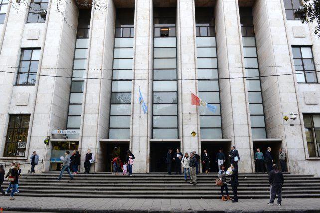 La medida cautelar fue resuelta en los Tribunales provinciales de Rosario.