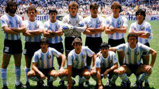 México 86. Batista