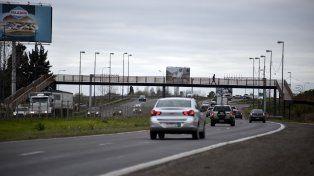 El acceso a Rosario desde Córdoba por autopista