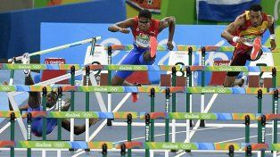 La peor caída de los Juegos Olímpicos de Río se dio 110 metros con vallas