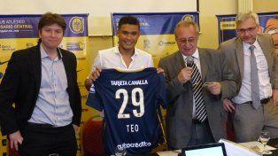 Teo Gutiérrez: No tengo dudas de que vamos a dar la vuelta, por eso vine a Central