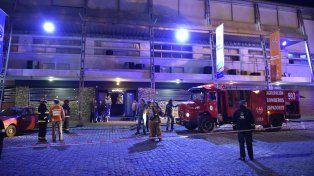 Más de 150 personas participaron de un simulacro de incendio en un boliche de La Fluvial
