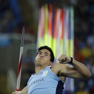 Toledo, junto a Chiaraviglio, logró lo que no sucedía en el atletismo argentino desde 1952: tener dos representantes en las finales.