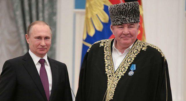 El controvertido muftí de Daguestán