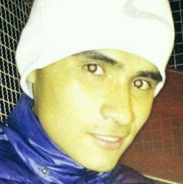 El peruano detenido