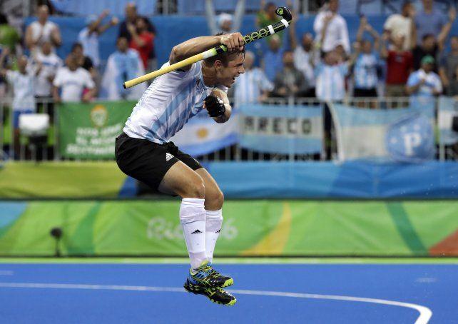 Los Leones hicieron historia: ganaron el oro y le dieron la tercera medalla dorada a la Argentina
