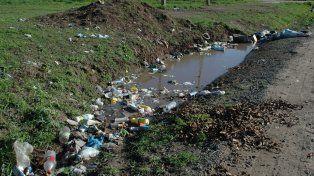 un problema. La proliferación de minibasurales está en la mira de las autoridades. Ahora apuntarán a los residuos voluminosos.