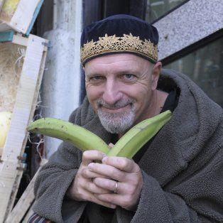 El excantante de la Bersuit Gustavo Cordera.