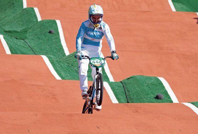 Gabriela Díaz finalizó quinta y no alcanzó la final en su zona.