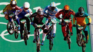 Los ciclistas argentinos no hicieron pie en la jornada de semifinales.