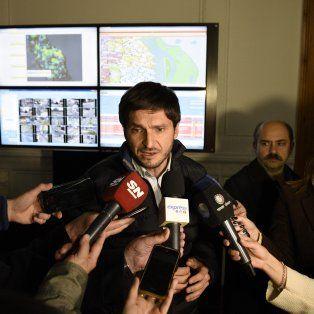El ministro de Seguridad de la provincia, Maximiliano Pullaro, habló de la escalada de violencia en Rosario.