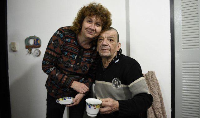 En familia. Juan Carlos Sánchez