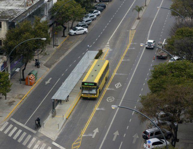Cambios. El sistema ya incoporó el Metrobus
