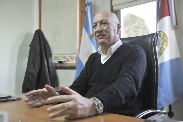 Sin rodeos. El diputado provincial criticó los lineamientos esbozados por el presidente Mauricio Macri.