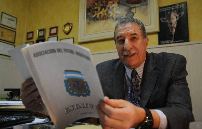 El único que dijo no. El titular de la ARF fue el directivo que en su momento no aprobó la Superliga. Los dirigentes del ascenso se apresuraron.
