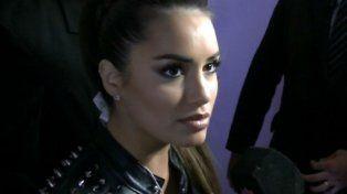 Lali a Natalie Pérez: Siempre canto en vivo y no me sorprende lo que diga