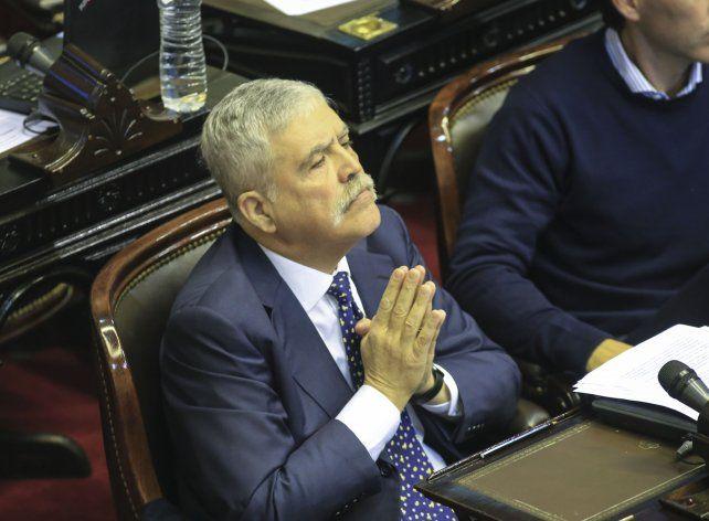 El diputado nacional del Frente para la Victoria y exministro de Planificación Federal Julio de Vido se despegó hoy del exsecretario de Obras Públicas José López.