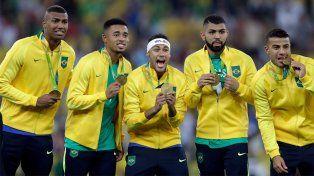 El desahogo de Neymar tras el oro olímpico: Ahora me van a tener que tragar