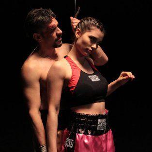 Leo Sbaraglia y Eva De Dominici, protagonistas de Sangre en la boca.