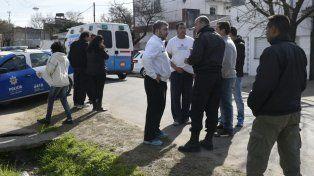 Una anciana murió tras ser atacada por un motochorro en la zona oeste de la ciudad
