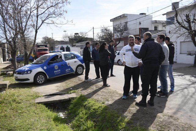 barrio triángulo. La muerte de Araceli ocurrió en Virasoro al 5300