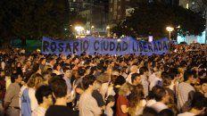 una nueva marcha para exigir seguridad y justicia por las victimas en rosario