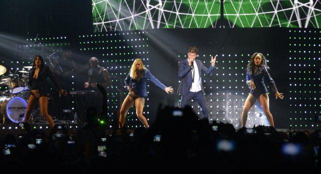 Arranca la preventa de tickets para el show de Ricky Martin en noviembre en Rosario