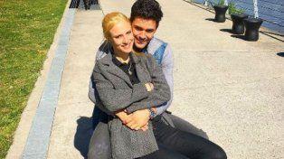 Mariano Martínez publicó una foto para presentar a su nueva novia y llovieron las críticas