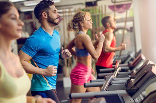 Un gimnasio suspenderá a sus clientes que no pierdan peso