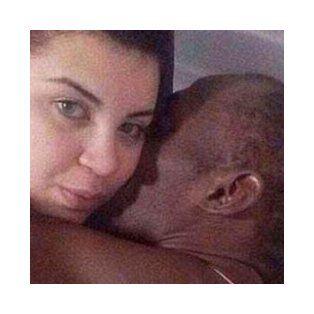 Imágenes de Bolt en la cama con la estudiante Jady Duarte que han circulado en las redes sociales.