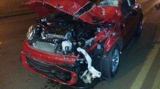 El padre le regaló el Mini Coopera a la menos de 15 años que mató al motociclista.