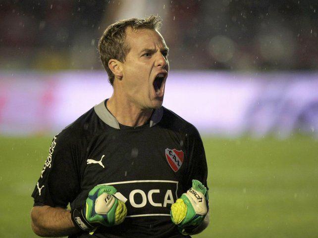 El Ruso Rodríguez tiene todo acordado con Central y presiona para salir de Independiente
