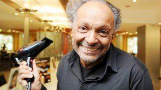 Pelo y barba. Roberto Giordano fue embargado por 57 millones de pesos.