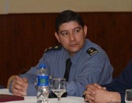 Bajo la lupa. El ex comisario Sergio David ahora es investigado por Matías Merlo por sus siniestros objetivos.