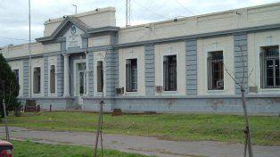 La Alcaidía de Melincué. La investigación del fiscal Merlo también apunta hacia esa dependencia.