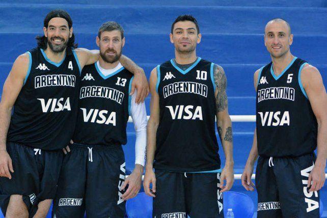 Emotivo homenaje de la NBA a la Generación Dorada