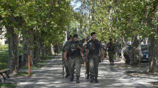 Pullaro solicitó el regreso de las fuerzas federales a Rosario.