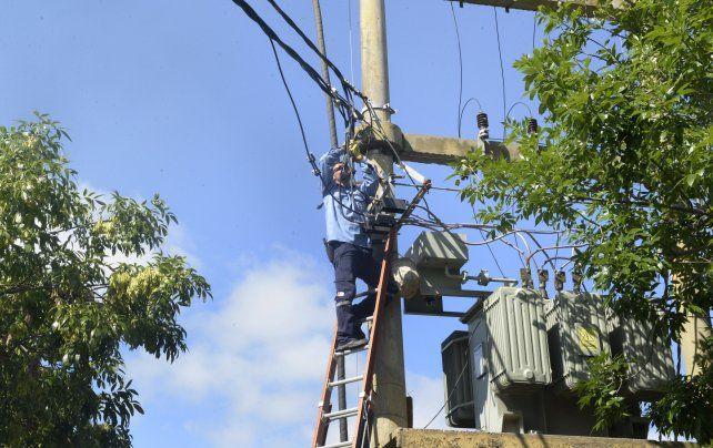 Desde la empresa fueron tajantes en remarcar que en ningún segmento de consumo de electricidad de sus usuarios