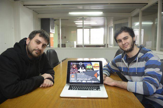 Creativos. Federico Puopolo e Ignacio Puccini