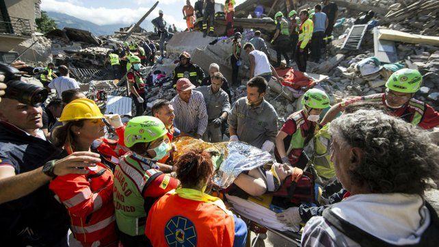 El embajador en Italia confirmó que hasta el momento no hubo víctimas argentinas