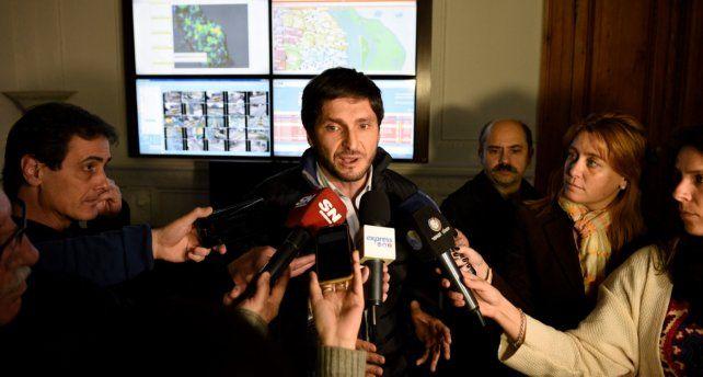 Siempre acompañamos y escuchamos el reclamo de la gente, señaló el ministro Pullaro