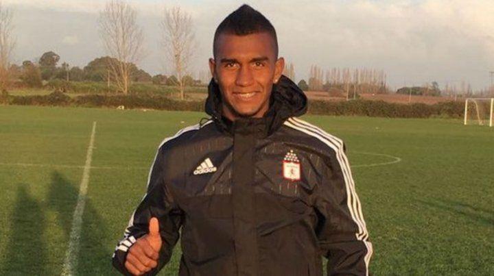 Bryam Caicedo, de 19 años, se sumará al plantel leproso la semana venidera.