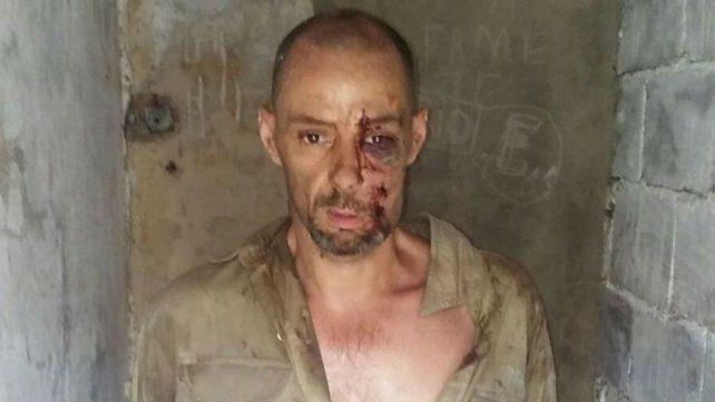Martín Lanatta protagonizó la fuga del penal de Ezeiza junto a su hermano Cristian y Víctor Schillaci. Fueron atrapados en Santa Fe.