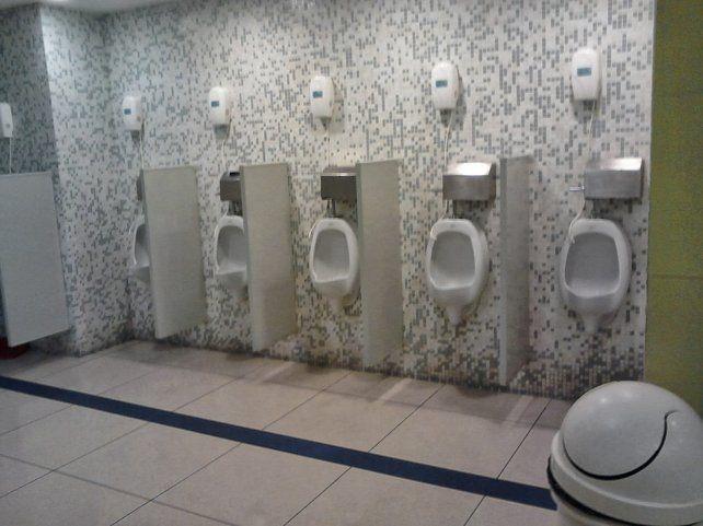 Los urinarios cambiarán en un futuro su fisonomía y serán más amigables.