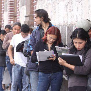Las cifras del Indec pusieron en negro sobre blanco la desocupación en la provincia de Santa Fe.