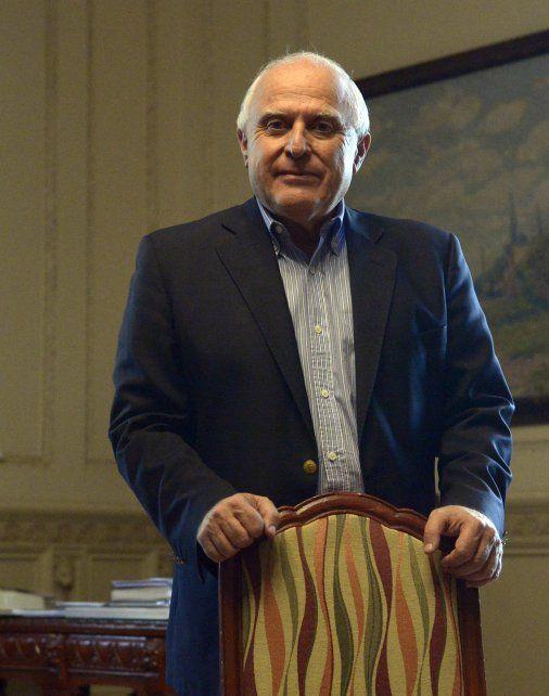 crítico. El gobernador volvió a cargar con dureza contra el gobierno de Mauricio Macri.