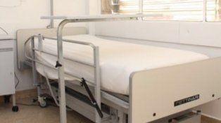 flamantes. La obra social de los jubilados suma 230 camas para los policlínicos I y II de Rosario.