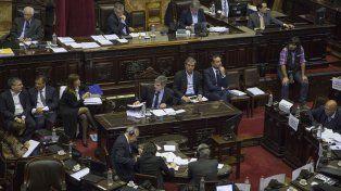 examinado. Peña fue interpelado duramente por los diputados opositores.