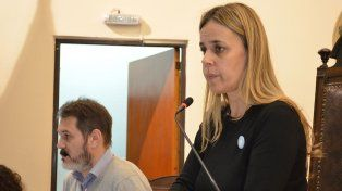 La titular del Concejo Municipal, Daniela León, pidió cohesión a sus pares del Palacio Vasallo.